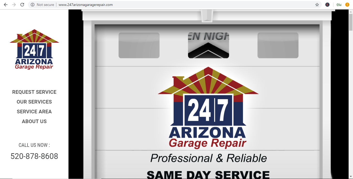 Arizona Garage Repair